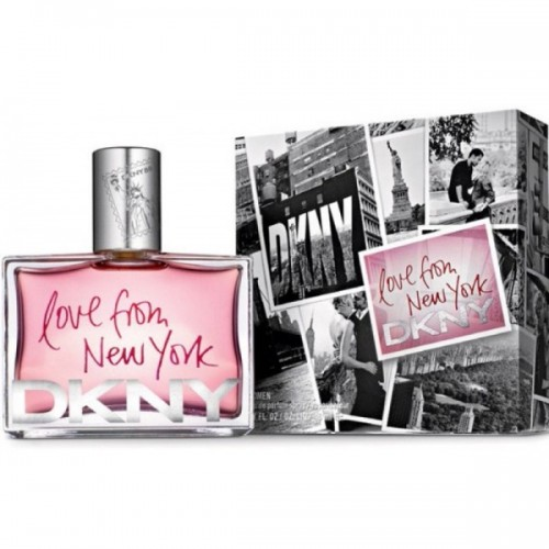 Купить DKNY Love from New York 90ml со скидкой! в интернет магазине duxi-mos.ru