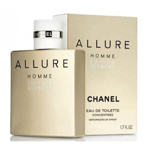 Купить Chanel Allure Homme Edition Blanche 100ml со скидкой! в интернет магазине duxi-mos.ru
