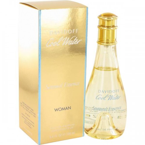 Davidoff Cool Water Woman Sensual Essence - 100 ml