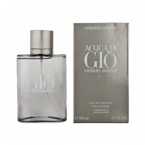 Купить Giorgio Armani Acqua Di Gio Man Limited Edition 100ml со скидкой! в интернет магазине duxi-mos.ru