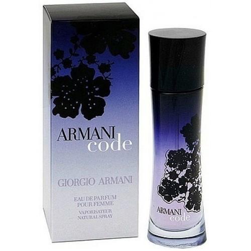 Купить Giorgio Armani - Armani Code pour Femme 75ml со скидкой! в интернет магазине duxi-mos.ru