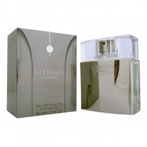 Купить Guerlain Homme 80ml со скидкой! в интернет магазине duxi-mos.ru