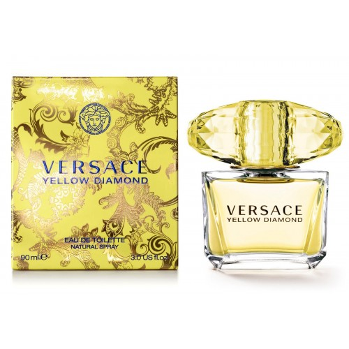 Купить Versace Yellow Diamond 90ml со скидкой! в интернет магазине duxi-mos.ru