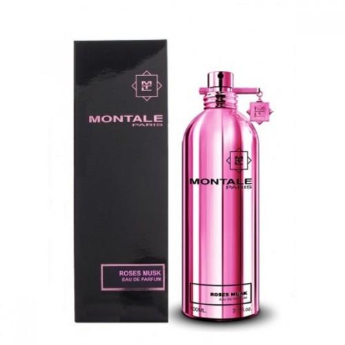 Купить Montale Roses Musk - 100 ml 100ml со скидкой! в интернет магазине duxi-mos.ru