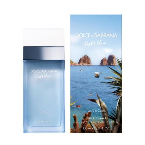 D&G Light Blue Love in Capri 100 ml
