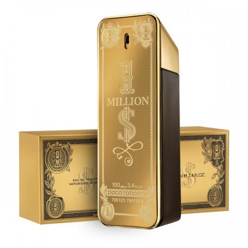 Купить Paco Rabanne 1 Million Dollars MEN - 100 мл со скидкой! в интернет магазине duxi-mos.ru