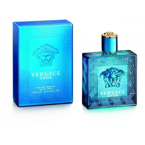 Купить Versace Eros 100ml со скидкой! в интернет магазине duxi-mos.ru