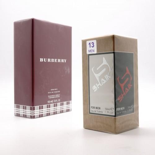 Burberry Men M 13 (SHAIK ) 50 ml