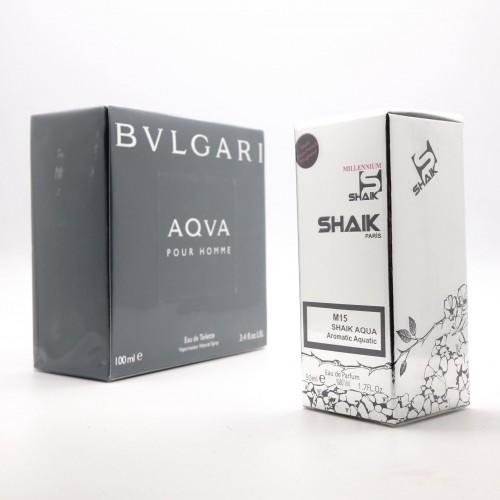 Bvlgari Aqua M 15 (SHAIK ) 50 ml