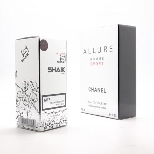 Chanel Allure Homme Sport M 17 (SHAIK ) 50 ml