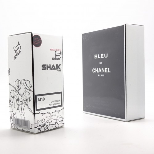 Chanel Bleu M 19 (SHAIK ) 50 ml