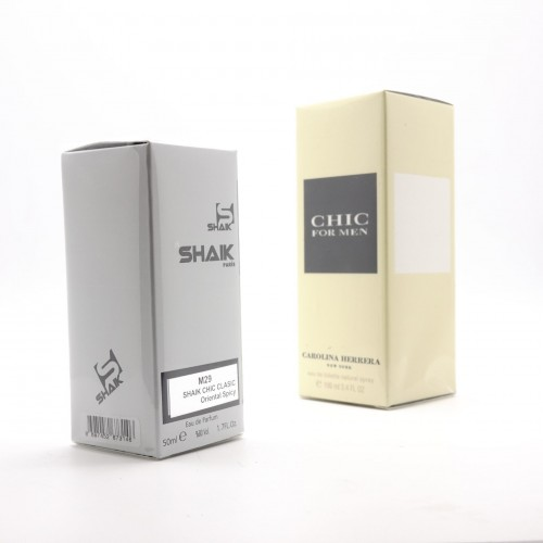 Carolina Herrera CH Men M 29 (SHAIK ) 50 ml