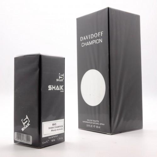 Davidoff Champion M 45 (SHAIK ) 50 ml
