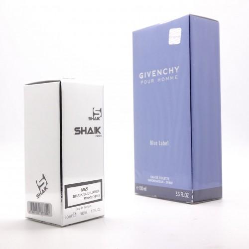 Givenchy Blue Label M 65 (SHAIK ) 50 ml
