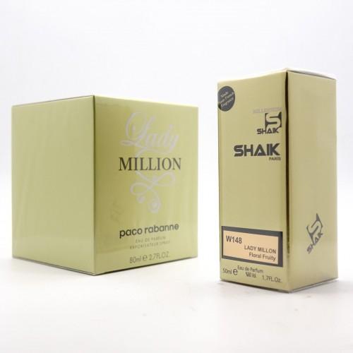 Paco Rabbane Lady Million W 148 (SHAIK ) 50 ml