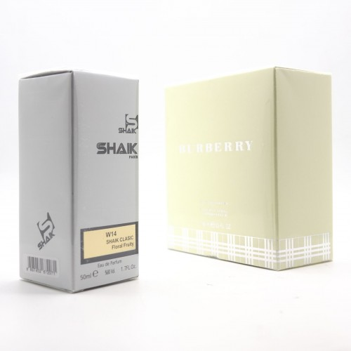 Burberry for women W 14 (SHAIK ) 50 ml