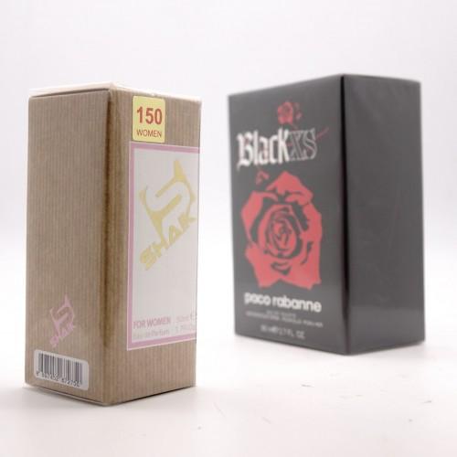 Paco Rabbane Black XS W 150 (SHAIK ) 50 ml