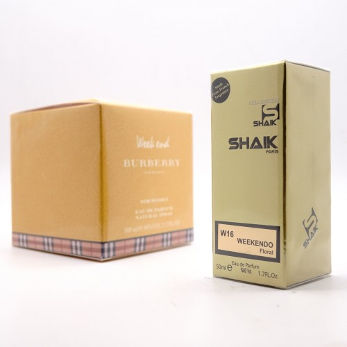 Burberry Weekend  W 16 (SHAIK ) 50 ml