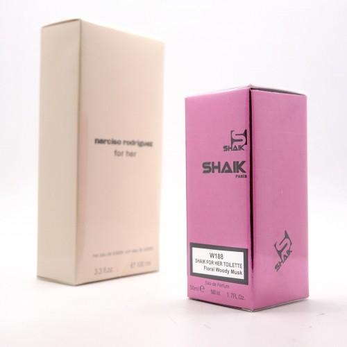 Narciso Rodriguez For her Toilette W 188 (SHAIK ) 50 ml
