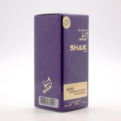 Sospiro Accento Perfumes W 200 (SHAIK ) 50 ml