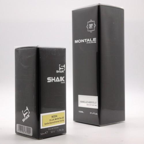 Montale Pure Gold Unisex 204 (SHAIK ) 50 ml