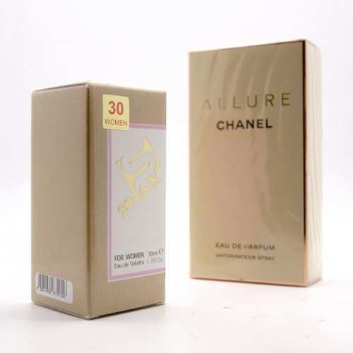 Chanel Allure W 30 (SHAIK ) 50 ml