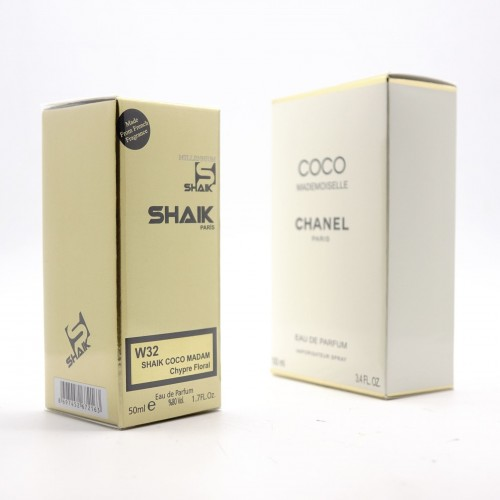 Chanel Coco Mademoiselle W 32 (SHAIK ) 50 ml