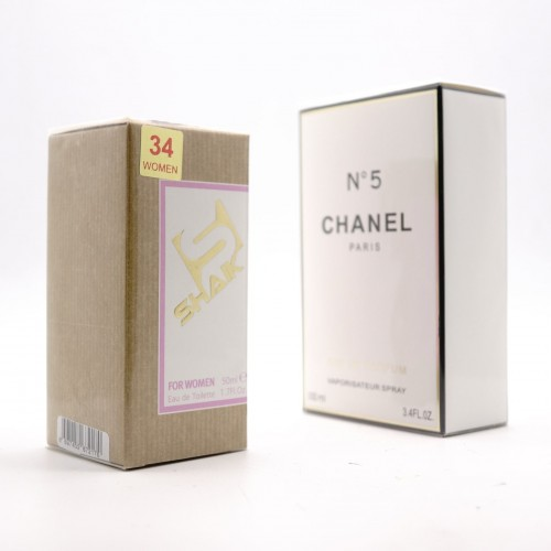 Chanel №5 W 34 (SHAIK ) 50 ml