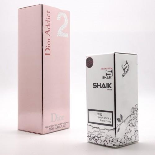 CD Addict 2 W 52 (SHAIK ) 50 ml