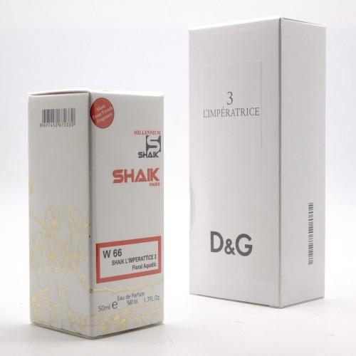 Dolce&Gabbana Antology L`Imperatrice 3 W 66 (SHAIK ) 50 ml