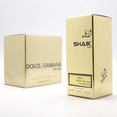 Dolce&Gabbana The One W 70 (SHAIK ) 50 ml