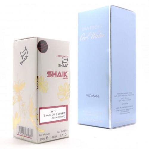 Davidoff Cool Water W 72 (SHAIK ) 50 ml