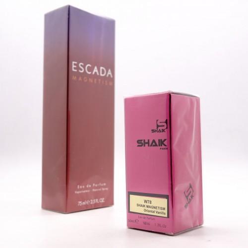 Escada Magnetism  W 78 (SHAIK ) 50 ml