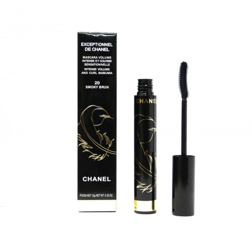 Тушь Chanel intense volume and curl (силиконовая) 10 g