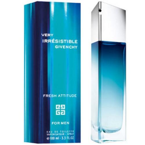 Купить Givenchy Very Irresistible Fresh Attitude 100ml со скидкой! в интернет магазине duxi-mos.ru