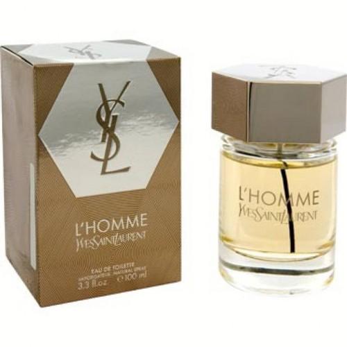 Купить Yves Saint Laurent L' Homme 100ml со скидкой! в интернет магазине duxi-mos.ru