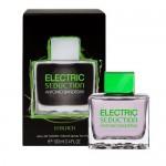 Купить ANTONIO BANDERAS ELECTRIC SEDUCTION BLACK MEN - 100 мл со скидкой! в интернет магазине duxi-mos.ru